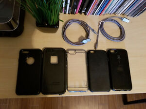 iPhone 5/5S/6/6S/7 Cases and Cables