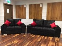 Beautiful Brand New Daisy 3+2 sofas ONLY £399