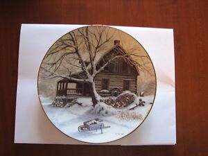 Collector Plates by Kevin dodds