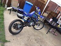 Yamaha dtr 125 (swapz)