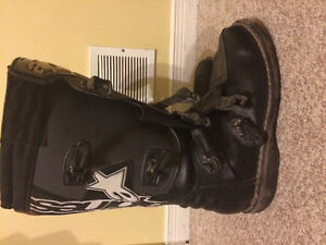 Alpine star motercross boots
