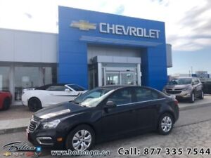 2016 Chevrolet Cruze Limited LT w/1LT  -  Bluetooth - $101.09 B/