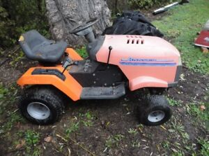 Husqvarna  LT130 Lawn Tractor for parts