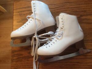 Jackson Glacier Skates, ladies size 9