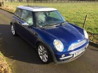 2003 MinI 1.6 Cooper - RARE SPEC ++ PANORAMIC ROOF + LEATHER -