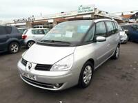2007 Renault Espace 2.0 dCi Diesel 130 Tech Run 7 Seater From £3,695 + Retail Pa