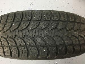 Winter tires on rims 225/60 R16