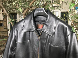 Danier Genuine Leather Jacket - MEN MEDIUM