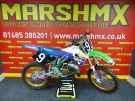 Kawasaki KX125 1994 Model MUST BE VIEWED MINT-Uk next Day Delivery