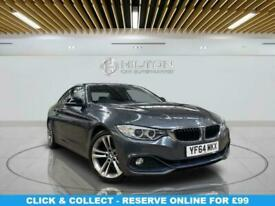 image for 2014 BMW 4 Series 2.0 428I SPORT 2d 242 BHP Coupe Petrol Automatic