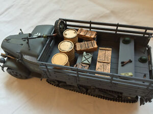 Forces Of Valor/21st Century Toys German vehicles London Ontario image 5