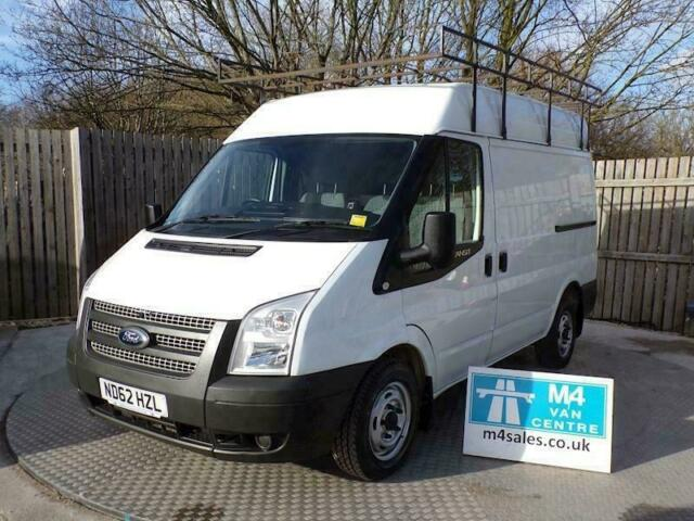 c42192dc2e85a6 Ford Transit 100 T280 TRANSIT 100 T280 FWD Panel Van 2.2 Manual Diesel.  Swindon