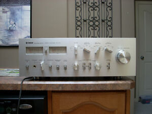 Vintage Yamaha CA-1010 Integrated Amplifier