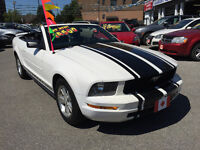 2006 Ford Mustang Convertible….LOW KMS…LOADED…MINT COND.