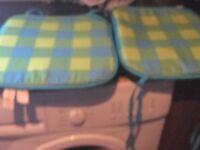 Kitchen seat pads