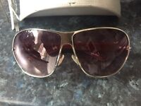Genuine Dior Aviator Sunglasses