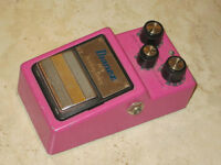 Ibanez AD9 analog delay made in Japan