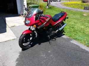 2006 ex500 Kawasaki Ninja