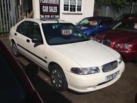 1999 Rover 400 1.4 414 16v Si 5dr