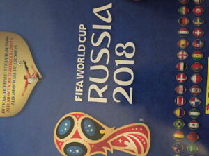 FIFA World Cup 2018 stickers
