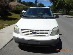 2006 Ford Freestar Camionnette