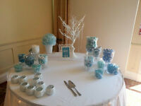 Wedding Flowers and Linen/Decor Rentals