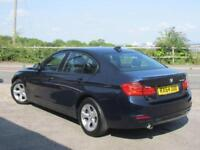 2014 64 BMW 3 SERIES 320D EFFICIENTDYNAMICS 4DR (£20 TAX) DIESEL