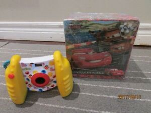 REDUCED! 2 Puzzles & Real Kids Digital Camera (Elmo) All for $7