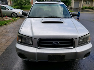 2004 Subaru Forester XT Turbo Fully Loaded