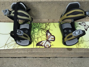 Firefly Snowboard, Boots AND Bindings for sale