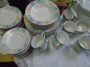 Dishes - at Garage Sale