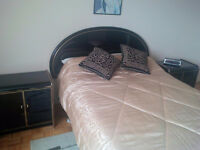 Double Bed (Mattress/Box/Headboard/Metal Frame) / FREE DELIVERY!