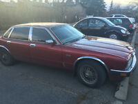 1994 Jaguar XJ6 Sedan + goalie mask to sweeten the deal