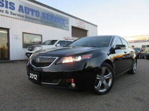 2012 Acura TL Tech Pkg-SH AWD,NAVI,RCAMERA,S ROOF,LEATHER,$15750