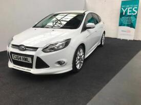 Ford Focus 1.6TDCi ( 115ps ) 2014 Zetec S finance available from £35 per week