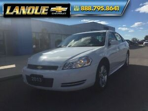 2013 Chevrolet Impala LT  LOCAL TRADE, GREAT BUY FOR THE $