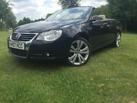 2007 Volkswagen Eos 2.0 T-FSI Sport LEATHER CAM BELT DONE FULL SERVICE HISTORY