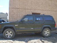 1997 Jeep Grand Cherokee SUV, Crossover