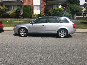 2003 Audi A4 Wagon good conditions