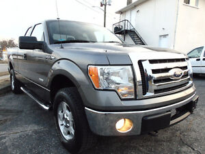2011 FORD F-150 XLT-ECOBOOST V6, 4X4,ONE OWNER,CLEAN CAR-REPORT!
