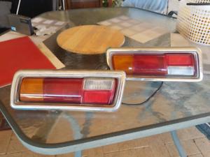 Toyota corolla k series tail lights