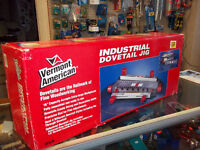 NEW INDUSTRIAL VERMONT AMERICAN DOVETAIL JIG
