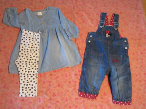 Girl 3-6 Clothing **REDUCED**