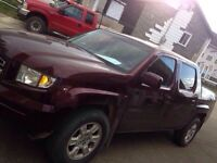 2007 Honda Ridgeline LOW kms Elder driven