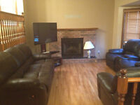 1 bedroom in a great house