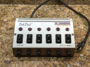 Tek-Trol scientific products