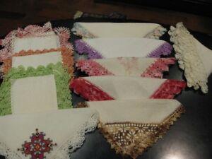 Crochet HankyHankerchief