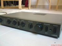 AUDIOLAB 8000A STEREO AMPLIFIER. HIGH END BRITISH AMP. EXCELLENT CONDITION. NO SPEAKERS.