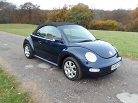 Volkswagen Beetle 2.0 auto 2003MY