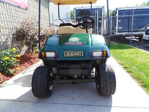 2004 E-Z-GO TXT GAS - 4PASSENGER GOLF CART - LIMITED AVAILABLE Cornwall Ontario image 4
